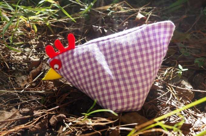 Sew a Sweet and Simple Little Hen