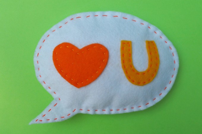 A Mother's Day Gift for Kids to Sew