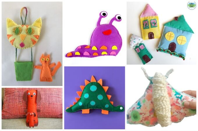 easy hand sewing projects